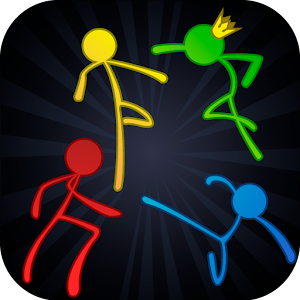 Stick Fight Online Multiplayer Stickman Battle 2.0.35 by Cheshirex logo