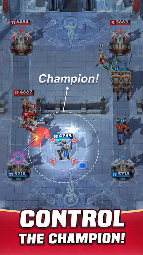 Champion Strike: Hero Clash Battle Arena  screenshots 1