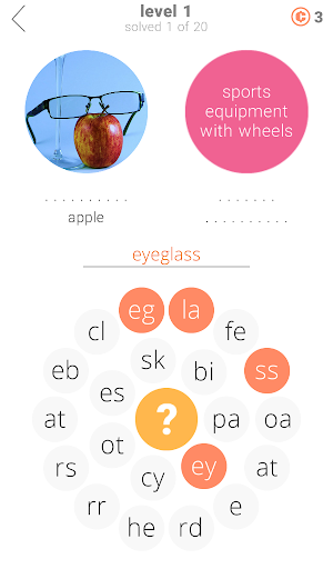 Word Rings 2 1.0.4 screenshots 1
