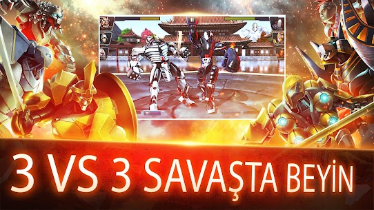 Ultimate Robot Fighting Mod + Para Hile Apk indir v1.4.136 3