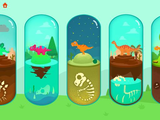 Jurassic Dig - Dinosaur Games for kids apkmr screenshots 13