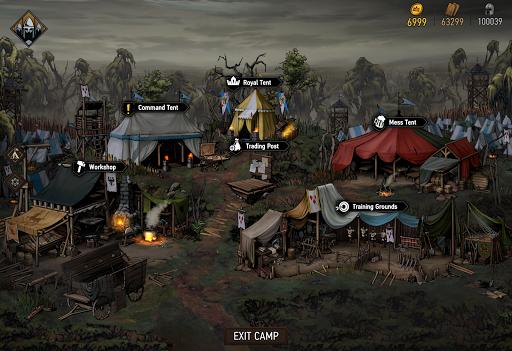 The Witcher Tales: Thronebreaker  screenshots 9