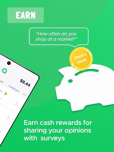 Qmee: paid surveys. Cash, quick money rewards Apkfinish screenshots 10