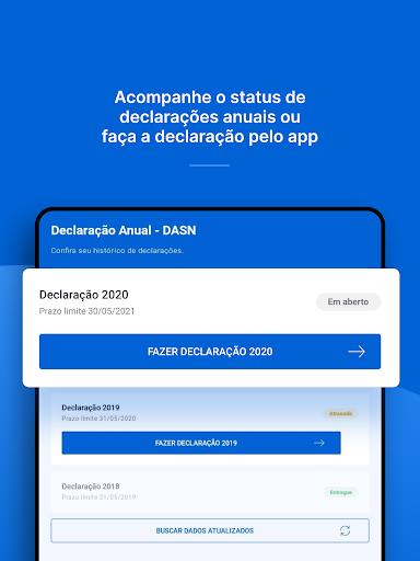 Mais MEI: Abrir MEI, guias DAS android2mod screenshots 16