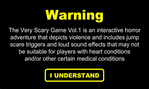 the very scary game vol. 1 free screenshot 1