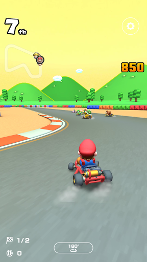 Mario Kart Tour apktram screenshots 8