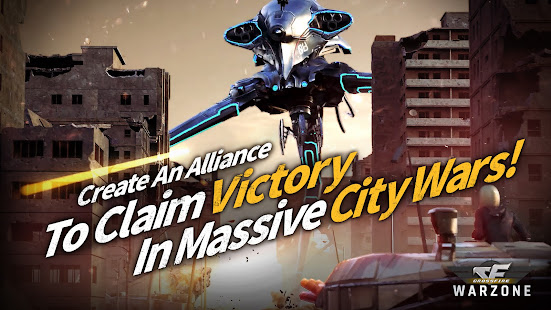 CROSSFIRE: Warzone - Strategy War Game 10160 Screenshots 5