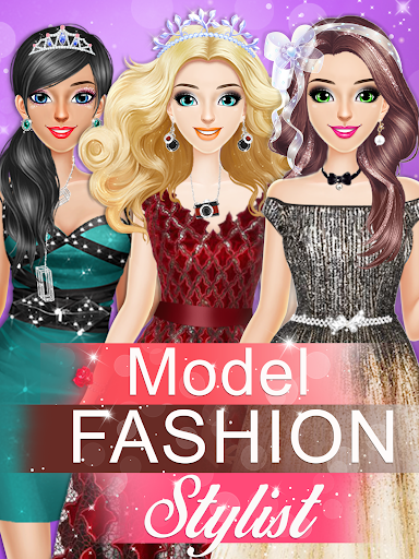 Model Fashion Stylist: Dress Up Games 0.19 screenshots 13