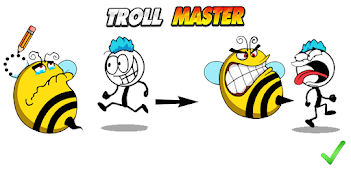 How to Download and Play Troll Master - Draw One Part - Brain Test on PC, for free!