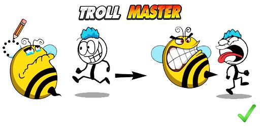 Troll Master - Draw One Part - Brain Test APK 0