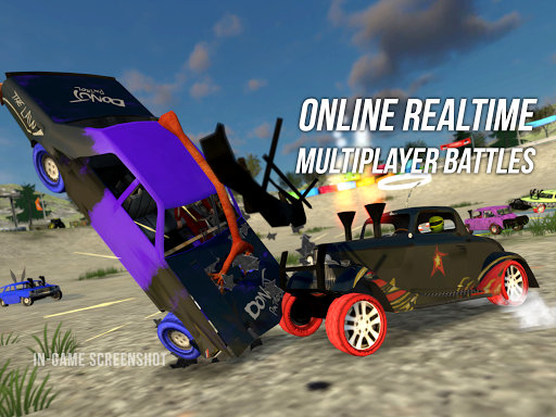 Demolition Derby Multiplayer 1.3.6 screenshots 11
