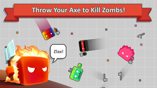Code Triche Zlax.io Zombs Luv Ax APK MOD (Astuce) screenshots 1