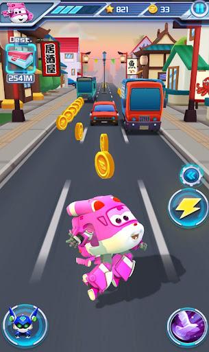 Super Wings : Jett Run  screenshots 3