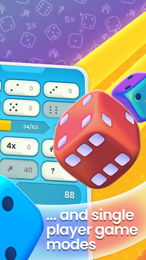 Golden Roll: The Yatzy Dice Game 2.3.0 screenshots 2