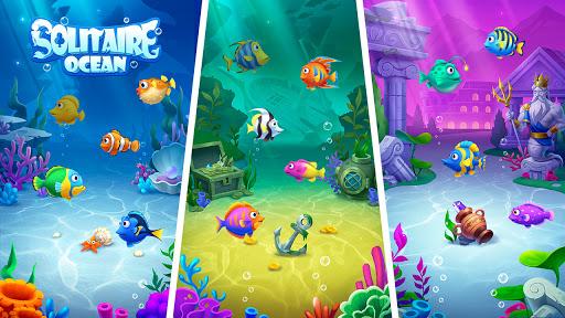 Solitaire Ocean  screenshots 2