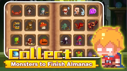 Tiny Pixel Knight – Idle RPG Adventure Tales Mod Apk 1.0.5 (Mod Gold Coins) 4