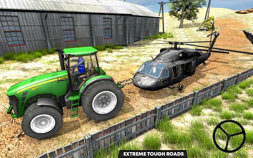 Code Triche Tractor Pull Farming Simulator: Free Game 2020 apk mod screenshots 3