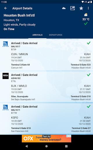 FlightAware Flight Tracker 5.6.6 Screenshots 17