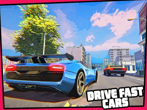 Grand Miami Gangster Theft : Crime City Simulator 6.1 Screenshots 15