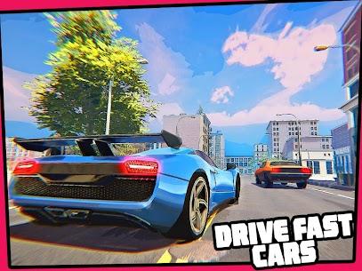 Real Miami Gangster Grand City: Crime Simulator 3D 7