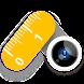 AR 定規ツール –計画する巻尺とカメラ