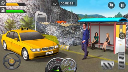 Modern Taxi Drive Parking 3D Game: Taxi Games 2021 1.1.13 Screenshots 1