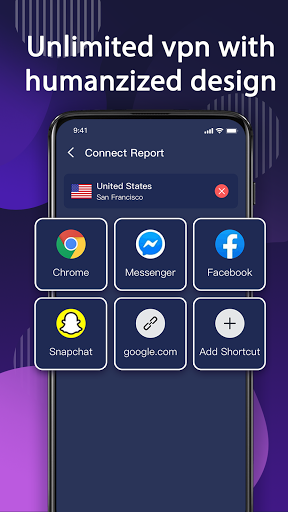 NightOwl VPN PRO - Fast , Free, Unlimited, Secure android2mod screenshots 5