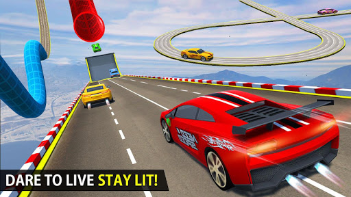 Mega Ramp Car Racing Stunts 3D: New Car Games 2021 4.5 Screenshots 9