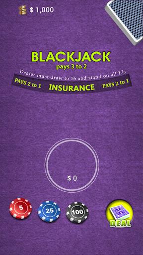 blackjack 21 casino screenshot 2