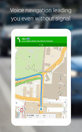Mapy.cz - Cycling & Hiking offline maps 7.6.1 Screenshots 9