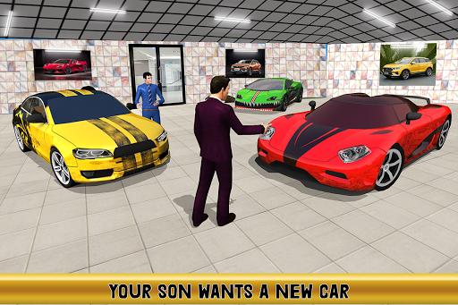 Virtual Billionaire Dad Simulator: Luxury Family android2mod screenshots 10