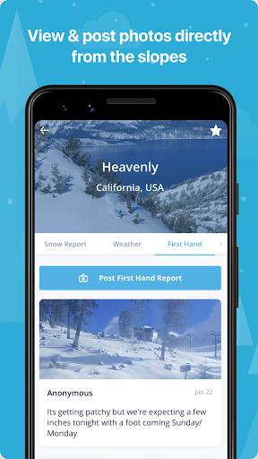 OnTheSnow Ski & Snow Report  Screenshots 3