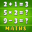 Maths Learning: Add, Subtract, Multiply, Divide