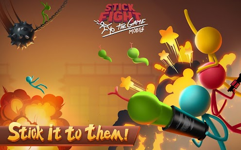Stick Fight: The Game Mobile Screenshot