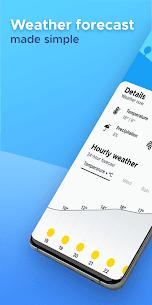 Overdrop – Weather Widget & Weather Radar Mod Apk v1.7 (Pro) 1