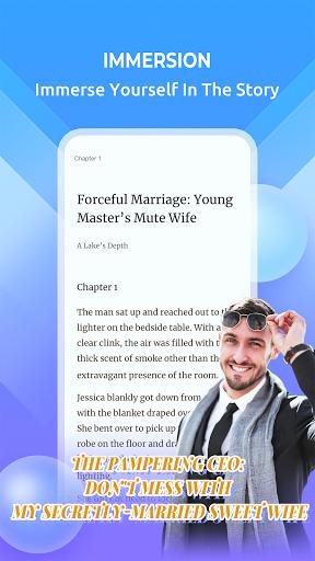 Webfic - Make Reading Fantastic modavailable screenshots 4