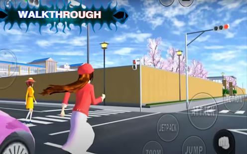 Image For Guide SAKURA School Simulator Versi 1.0 2