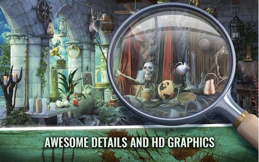Vampire Hidden Object Games u2013 Sacred Relic Hunt screenshots 12