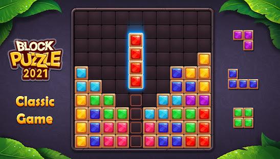 Block Puzzle Gem: Jewel Blast Game