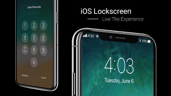 OS 11 Lockscreen 1.0 Screenshots 1