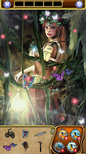Hidden Object Elven Forest - Search & Find