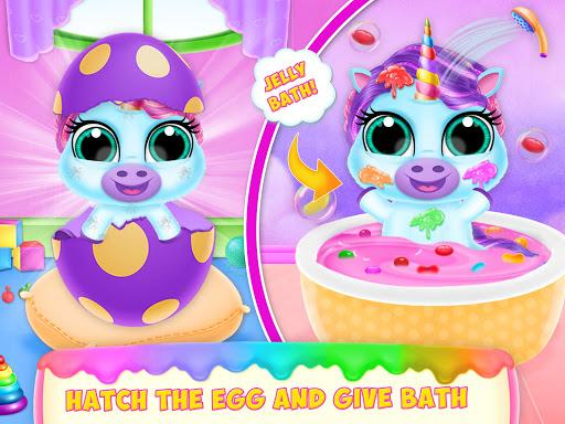 Baby Unicorn Pet Care  screenshots 7