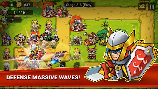 Baixar Defense Heroes MOD APK 0.4.7 – {Versão atualizada} 2