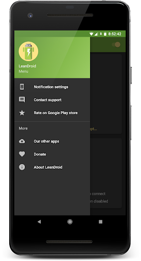 leandroid (root) 🥇 most advanced battery saver screenshot 1
