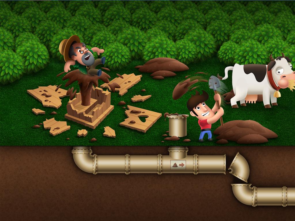 Diggy's Adventure: Maze Games poster 1