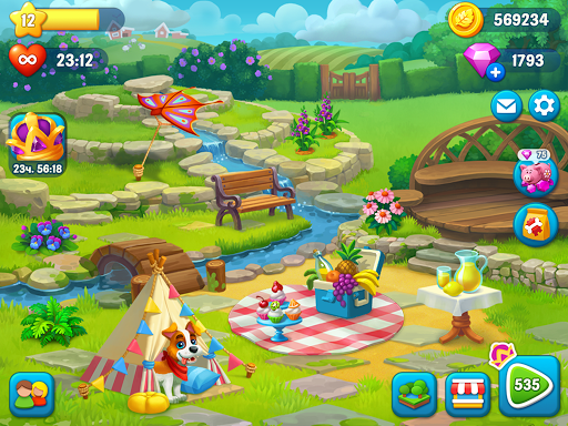 Ranch Adventures: Amazing Match Three  screenshots 11