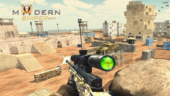How To Run Modern Sniper  Apps App On Your PC (Windows & Mac) 1