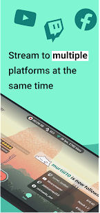 Streamlabs: Live Streaming App Screenshot