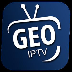 Geo IPTV Player Pro IPTV Active Code App 2.2.9 by Entertainment Network Inc. logo
