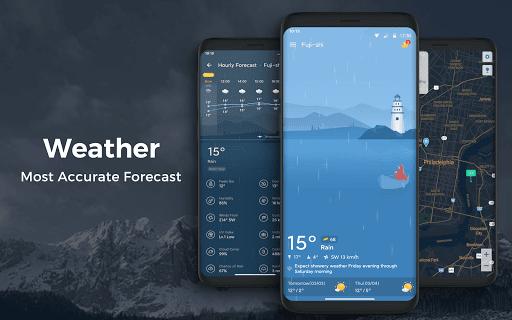 Local Weather Forecast - Radar map 1.1.2 Screenshots 1